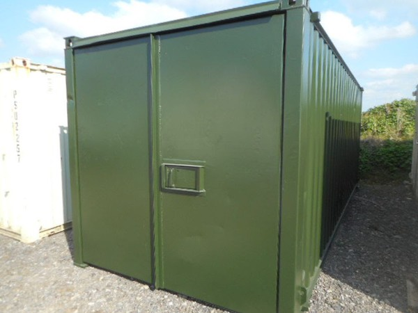 anti vandal portable office for sale