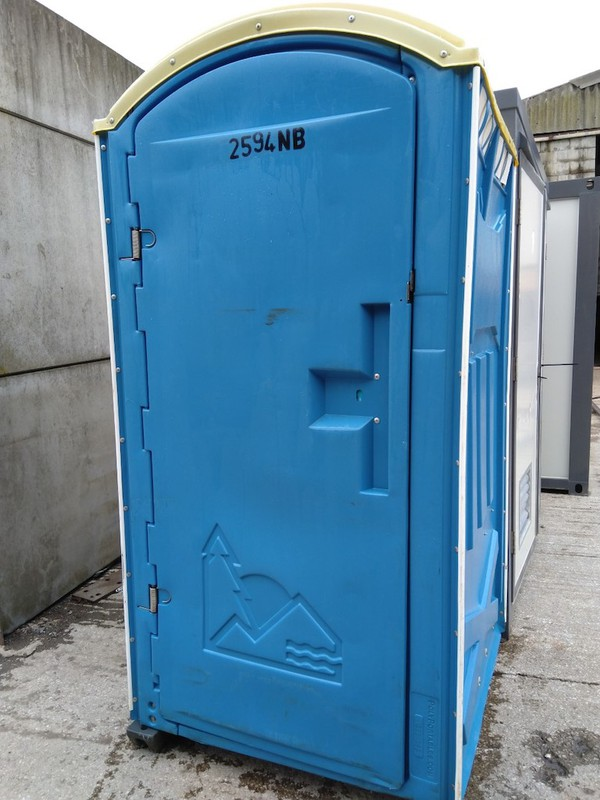 Poly  Toilet Units