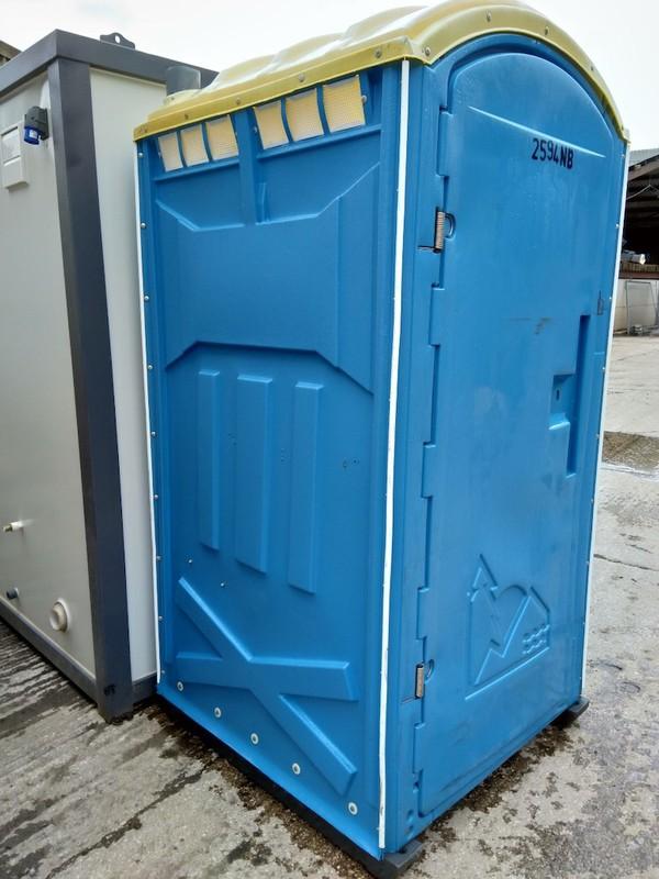 Single Poly Toilet Units