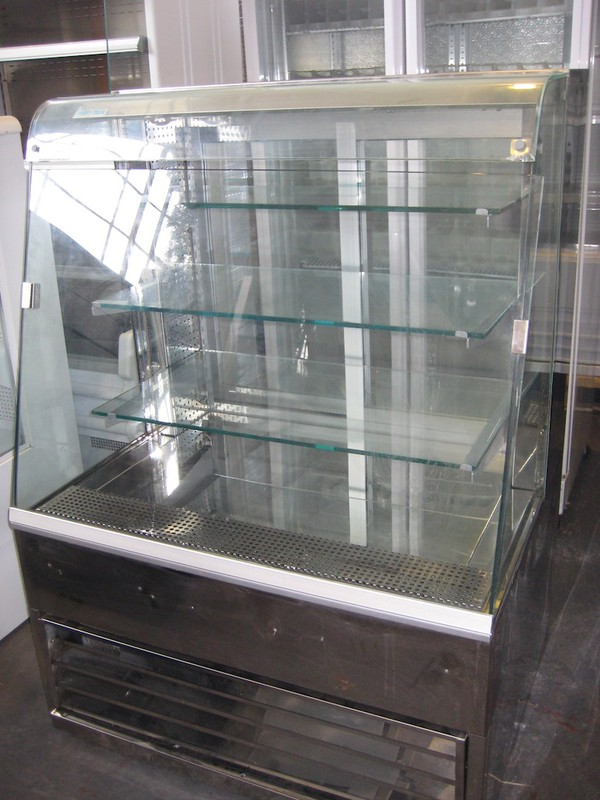 Refurbished Frost Tech 1 Metre Patisserie Display Chiller