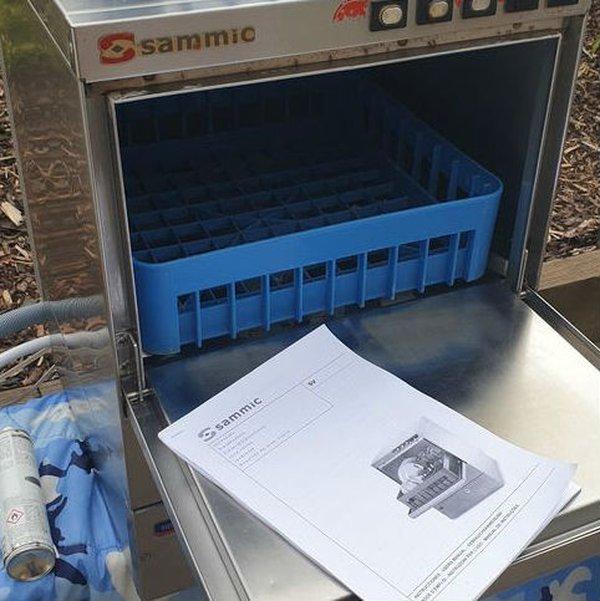 Sammic SV21B Glasswasher