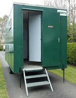 Gents / urinal trailer for sale