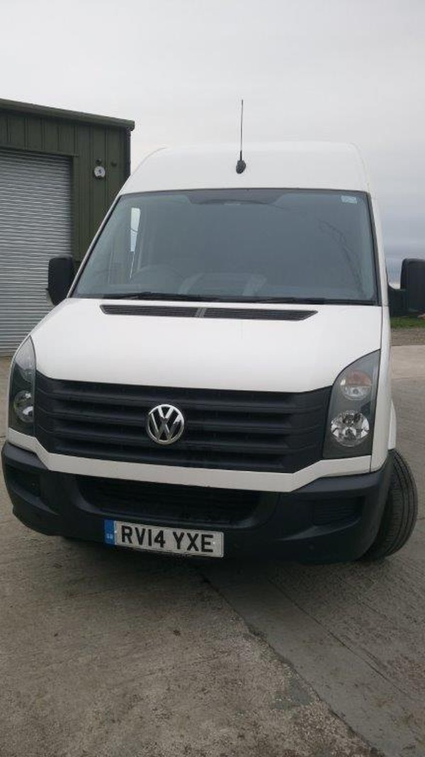 Volkswagen Crafter Long wheel base