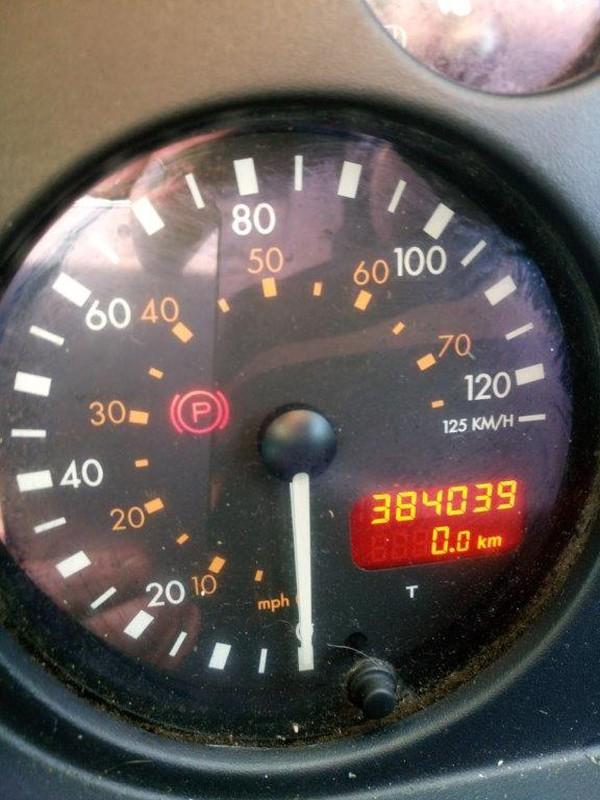 Tachograph 7.5T
