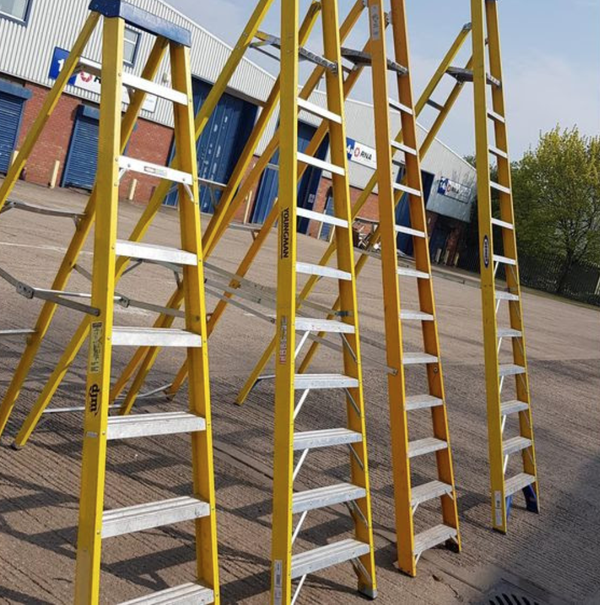 Secondhand ladders