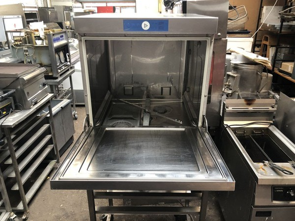 Used glass washer for sale