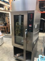 10 Tray Classic Convection Ovens with Condensor Hood