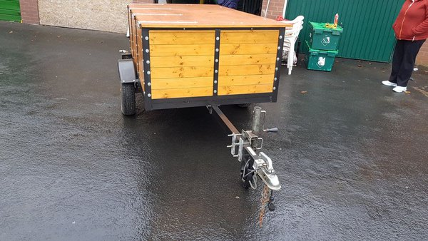 Box trailer for sale