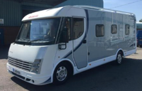 4 Berth motor home for sale