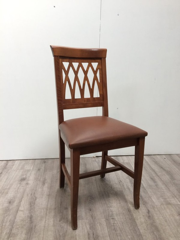 Wooden Andy Thornton Dining Chairs