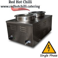 Two pot bain marie - Table top
