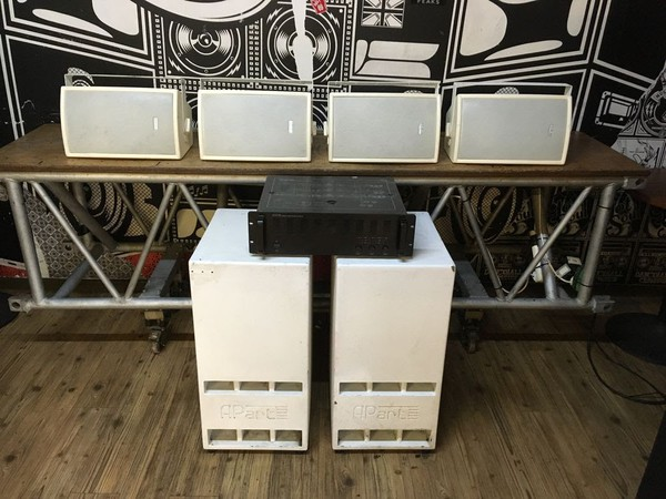 PA system for sale