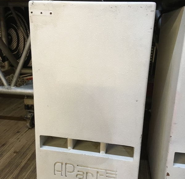 Used Pa system