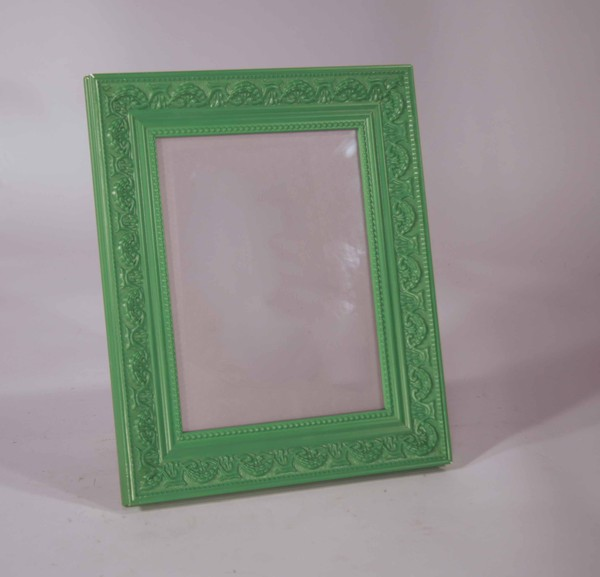 A4 green picture frame
