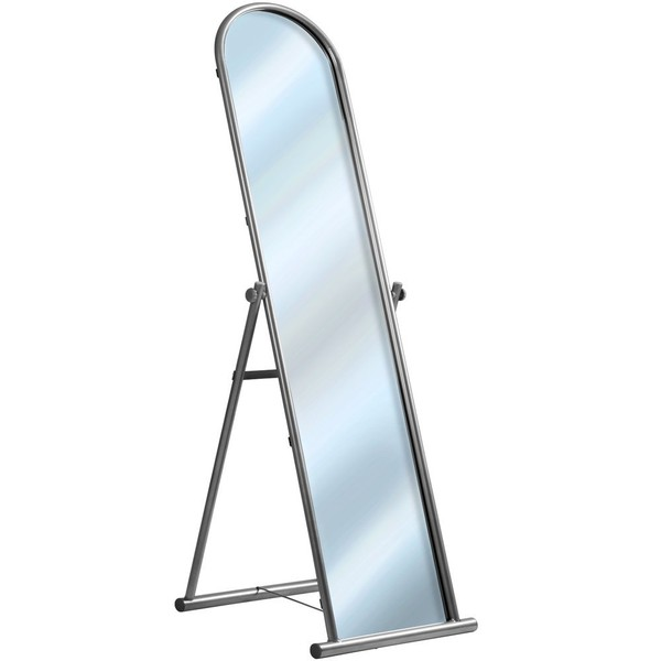 Freestanding floor mirror
