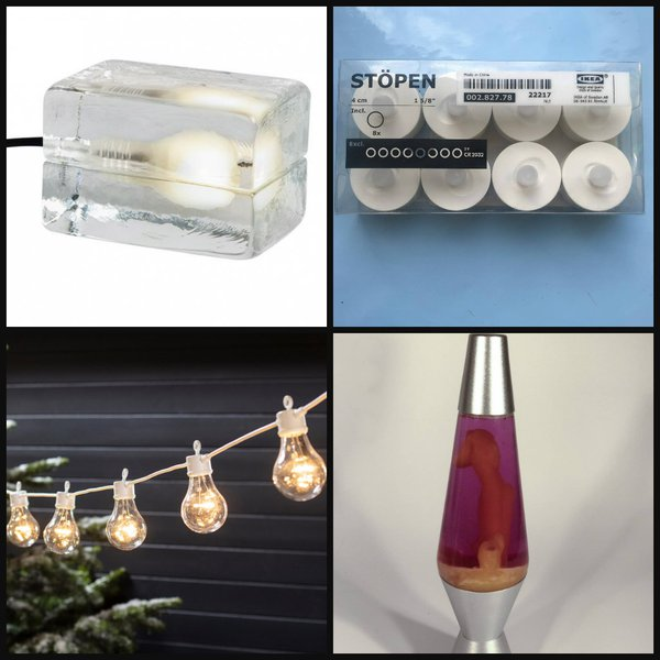Electrics / Lamps / lights