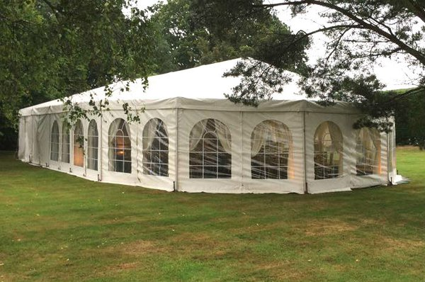 Hoecker P10 Marquee With Lining And Cassette flooring