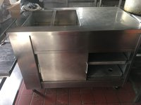 Gas hot cupboard for sale