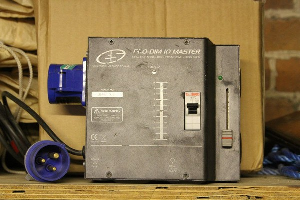 Used Dimmer Control Pro Dim 10 Master