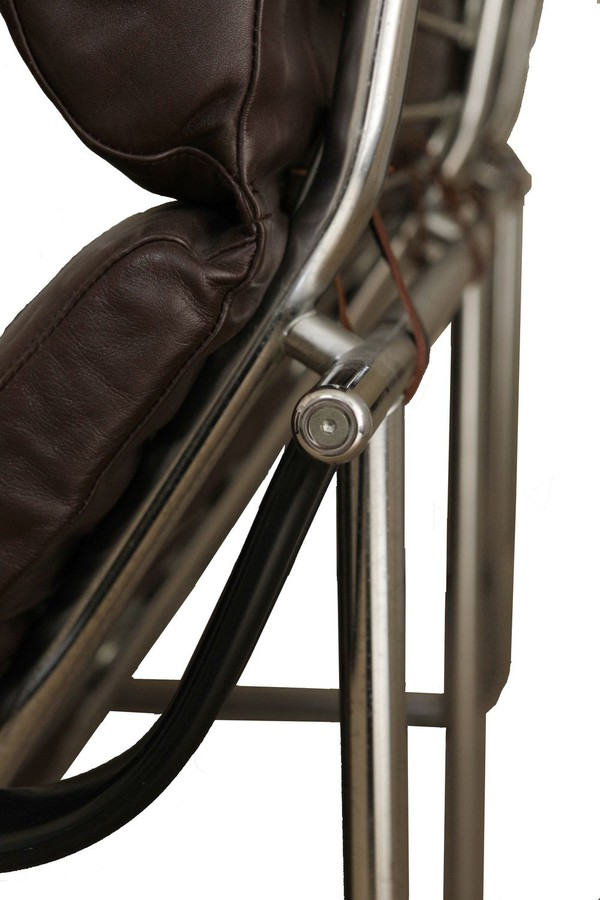 Avarte Remmi brown leather sofa