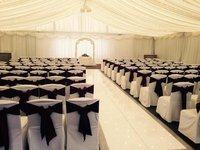 Wedding marquee 15m x 20m