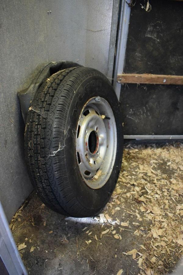 Good spare wheel