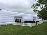 Large inflatable marquee for sale