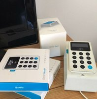 Izettle Card Reader And Charging Dock