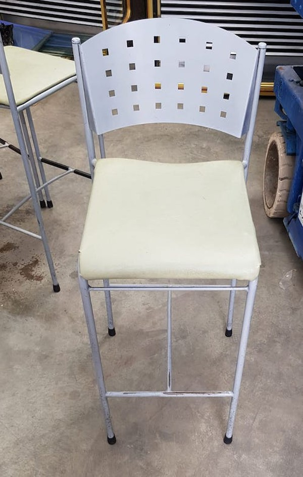 PVC Poseur / Bar Height Stools
