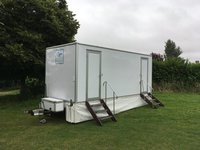 Buy Used Luxury 3 + 1 Toilet Trailer