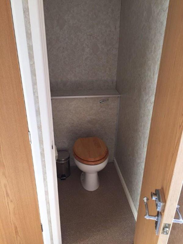 3 + 1 Toilet Trailer Unit for sale
