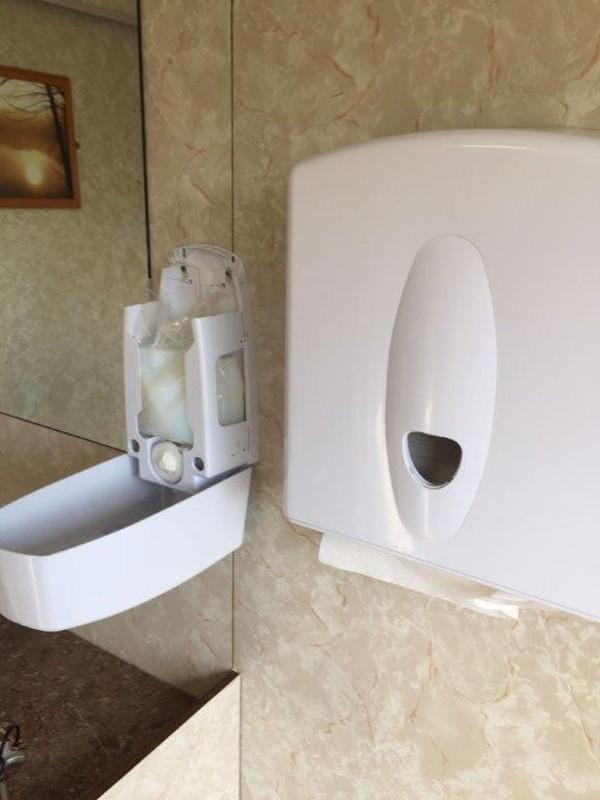 Used Luxury 3 + 1 Toilet Trailer