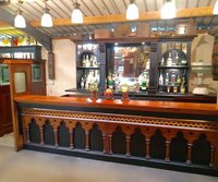 Reclaimed Bar Counter and Back Fitting - Burbage, Hinckley