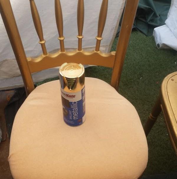 gilt cheltenham chairs