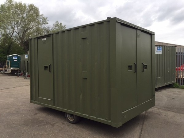 Welfare trailer for sale