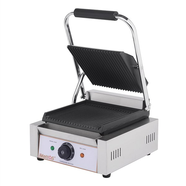 Contact griddle