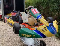 Exprit Rotax Minimax or Junior Kart