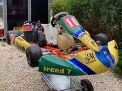 Exprit Rotax Minimax or Junior Kart