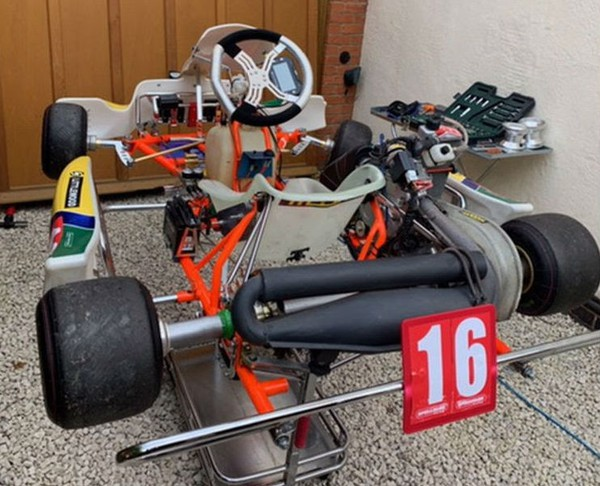 Junior kart for sale