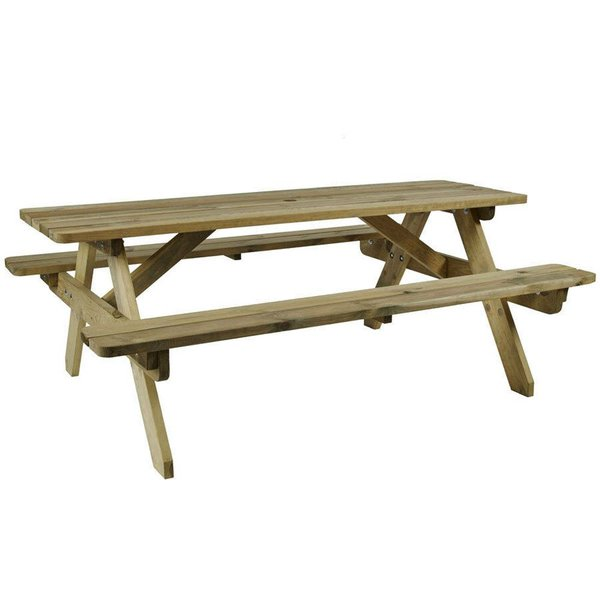 Best Value New 6 Seat Picnic Benches