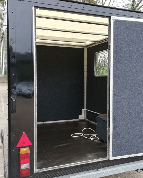 Event trailer for sale