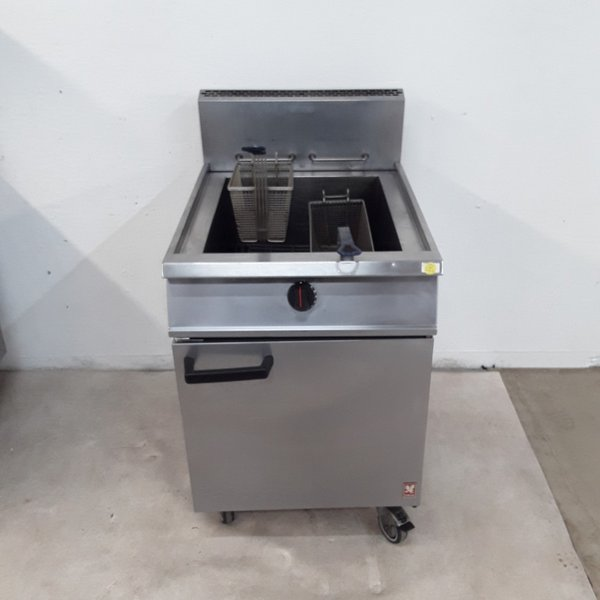 Used Falcon Dominator G2860 Double Freestanding Fryer (8698)