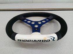 Birel art kart Ricciardo FP7 Steering wheel