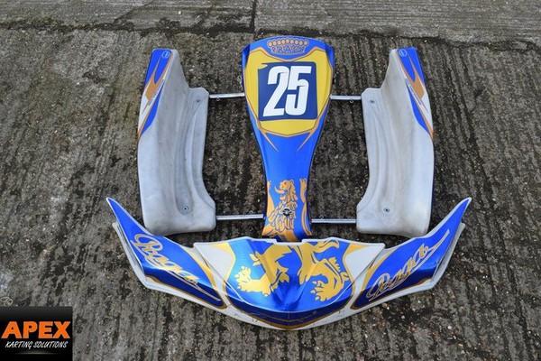 Praga Dragon Pod Set with Bars