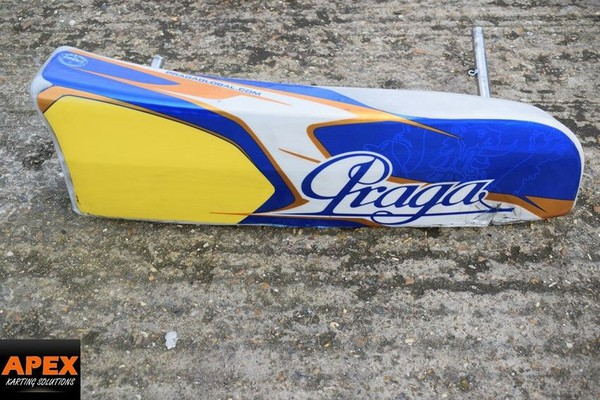 Used Praga Dragon Pod Set with Bars