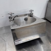 Used Hand Sink.  Comes with taps