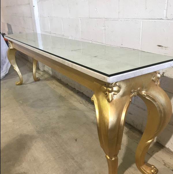 Used console tables