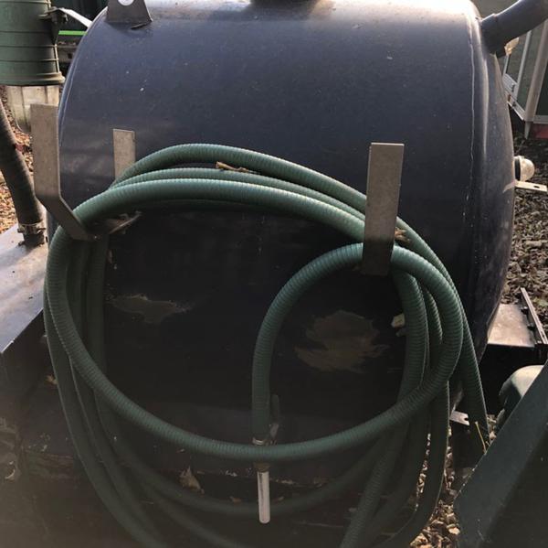 Used Vacuum tank
