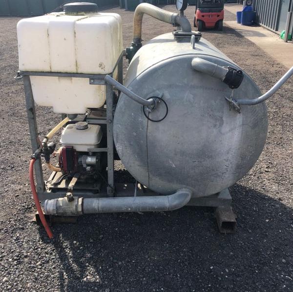 Tanker for sale