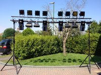 Complete Programmable Lighting Rig